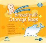 Túi đựng sữa mẹ (trữ sữa mẹ) Blue Egg không có BPA 210ml