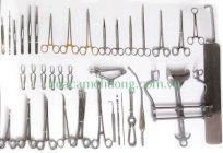 Bộ phẫu thuật tiết niệu GT-1-7