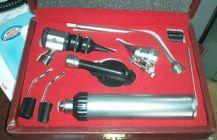 Bộ đèn khám ngũ quan Everbest 1-100