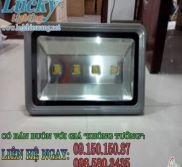 Đèn LED hắt pha 200w bốn mắt 0.75