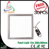 Đèn LED downlight tấm panel  12W 300*300mm