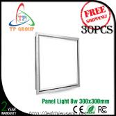 Đèn LED downlight tấm panel  8W 300*300mm