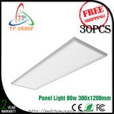 Đèn LED downlight tấm panel 80W 300*1200mm