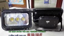Đèn LED hắt pha 100W mắt lồi thấu kính đủ W