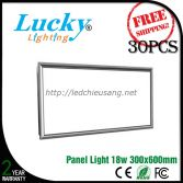 Đèn LED downlight tấm panel 12W 300x600mm