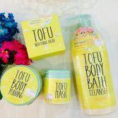 Tofu Cathy Doll, tinh chất đậu nành dưỡng trắng da, dưỡng ẩm, mịn cho da mặt và toàn thân