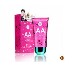 Kem nền Cathy Doll AA Automatic Aura Cream, che khuyết điểm và chống nắng cho da sáng mịn
