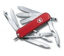 Dụng cụ xếp đa năng hiệu Victorinox MiniChamp màu đỏ, 0.6385