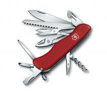 Dụng cụ xếp đa năng hiệu Victorinox Hercules màu đỏ, 0.9043