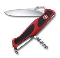 Dụng cụ xếp đa năng hiệu Victorinox RangerGrip 63 màu đỏ đen, 0.9523.MC
