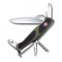 Dụng cụ xếp đa năng hiệu  Victorinox RangerGrip 61 màu xanh đen, 0.9553.MC4