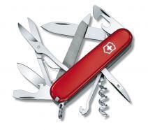 Dụng cụ xếp đa năng hiệu Victorinox Mountaineer màu đỏ, 1.3743