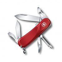 Dụng cụ xếp đa năng hiệu Victorinox Evolution S111 màu đỏ, 2.4603.SE