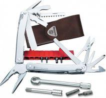 Kìm đa năng Victorinox Swiss Tool spirit màu bạc, 3.0239.L