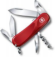 Dụng cụ đa năng Victorinox Evolution S101 màu đỏ, 2.3603.SE