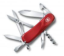 Dụng cụ đa năng Victorinox Evolution S14 màu đỏ, 2.3903.SE