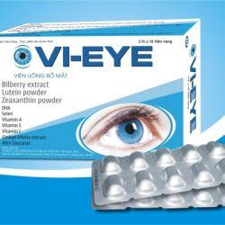 VI-EYE – Bảo vệ đôi mắt bạn hàng ngày