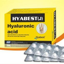 Hyabest (J) – Hiệu quả lâm sàng đã được chứng minh