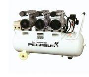 Máy nén khí không dầu, giảm âm PEGASUS TM- OF750x3- 70L