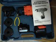 Máy buộc dây thép kw039