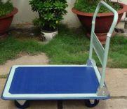 Xe đẩy bàn xếp (loại lớn), xe đẩy hàng
