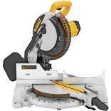 Máy cắt nhôm đa năng Dewalt DW713 1600W