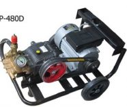 Máy rửa xe cao áp truyền động đai Projet P-480D