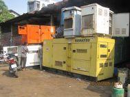 Máy Phát điện KOMATSU 300 KVA