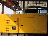 Máy phát điện KOMATSU 230KV