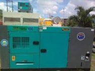 Máy phát điện Denyo 6D14 100KVA