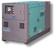 Máy phát điện DENYO DCA-45SPI 37 KVA