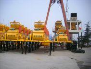 Máy trộn bê tông Zhengzhou JS500