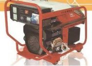 Máy phát điện KOHLER HK7500 (xăng trần)