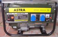 Máy phát điện Astra 3700 2,2KVA 220v/50Hz
