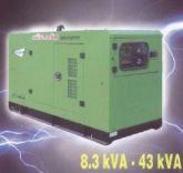Máy phát điện YANMAR YMG24SL