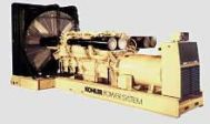Máy phát điện Kohler KD33