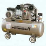Máy nén khí Pegasus TM-V-0.12/8-70L (1.5HP)