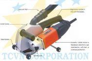 Maý cắt rãnh tường TCVN-CS150