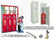 Hệ thống chữa cháy bằng khí N2 HFC-227 EA - CQQ70/2.5MPa