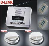 Bộ KIT báo khói không dây G-LINK 269IS-2SS168