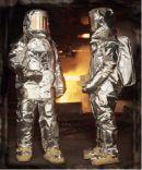 Quần áo chống cháy chịu nhiệt AQC-03