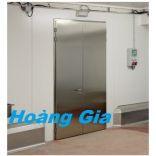 Cửa inox chống cháy Hoàng Gia HG 166