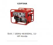 Máy phát điện Multiquip  GDP5HA