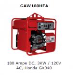 Máy phát điện hàn Multiquip GAW180HEA