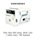 Máy phát điện hàn Multiquip DAW500SA4