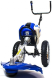 Máy cắt cỏ chạy xăng cầm tay 2 thì  Hyundai HYWT5080 50.8cc