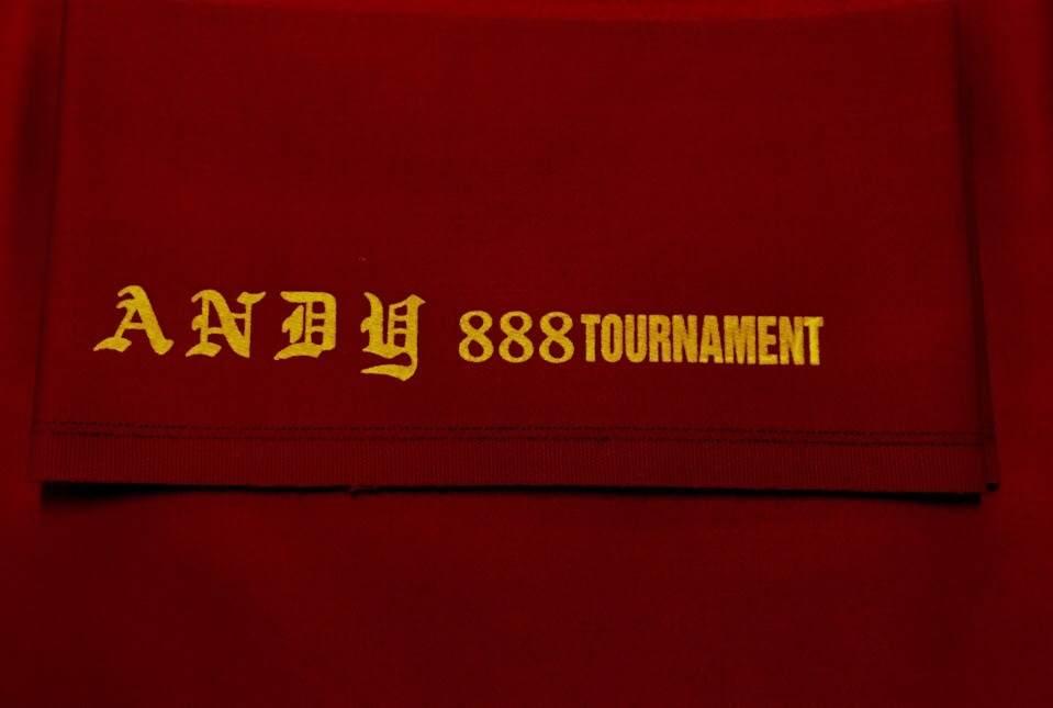 Nỉ Andy 888 màu đỏ
