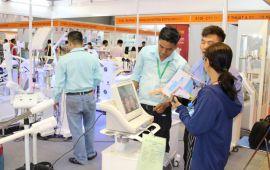 Hội Chợ Triển Lãm Quốc tế chuyên ngành Y Dược thường niên lần thứ 23 tại Hà Nội