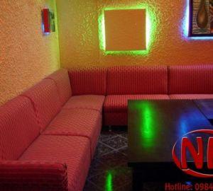 sofa phòng hát ms97
