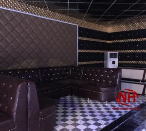 sofa phòng hát ms98